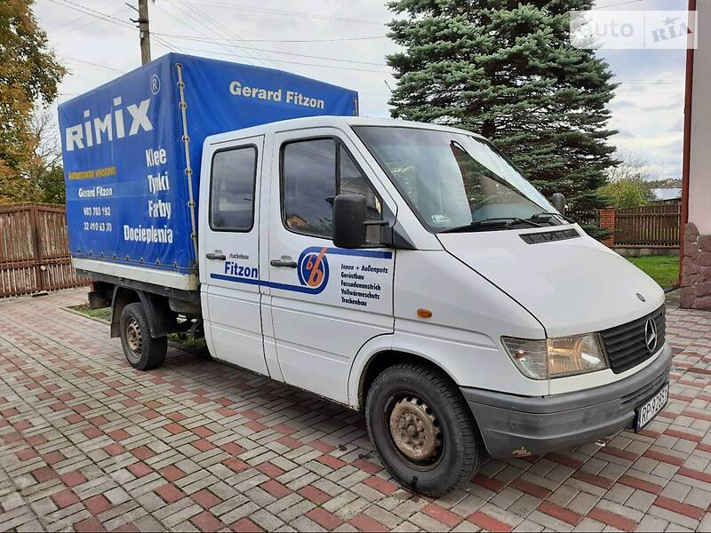 Mercedes-Benz Sprinter 310 груз.-пасс.