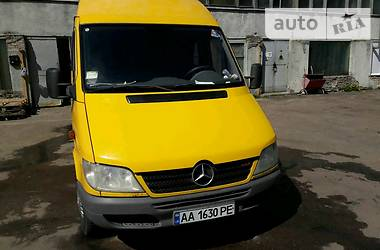Mercedes-Benz Sprinter 311 груз.  2004