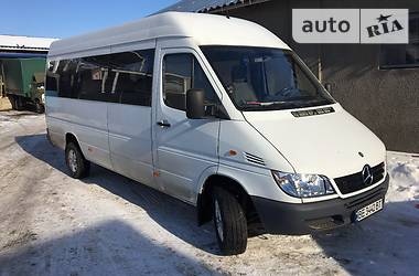 Mercedes-Benz Sprinter 311 пасс.  2000