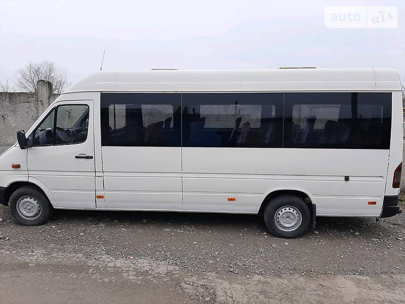 Mercedes-Benz Sprinter 311 пасс.