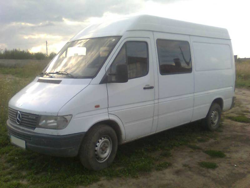 Mercedes-Benz Sprinter 312 груз.