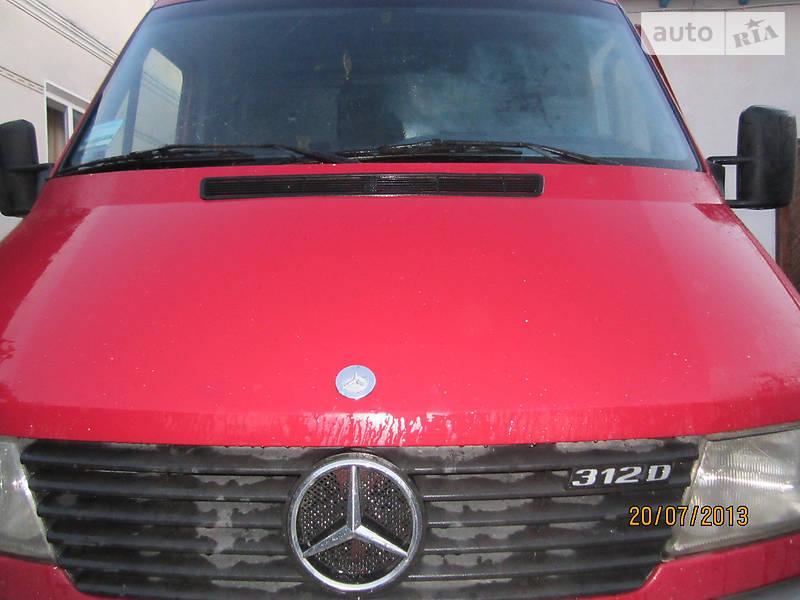 Mercedes-Benz Sprinter 312 груз.