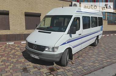 Mercedes-Benz Sprinter 312 пасс. Elegant 1996