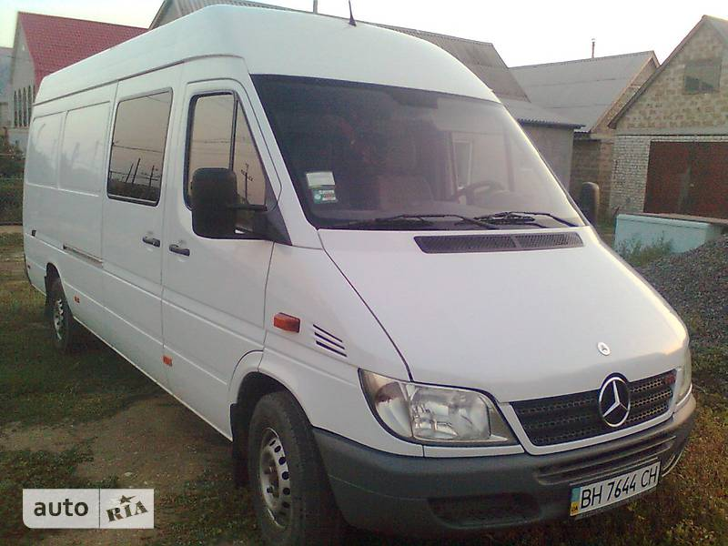 Mercedes-Benz Sprinter 313 груз.