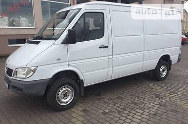 Mercedes-Benz Sprinter 313 груз.   2004