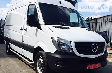 Mercedes-Benz Sprinter 313 груз.  2015