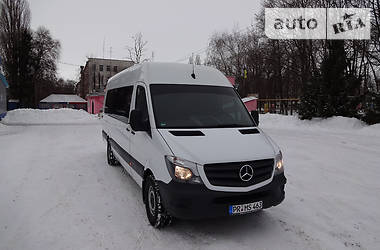 Mercedes-Benz Sprinter 313 пасс. EXTRA LONG 2013