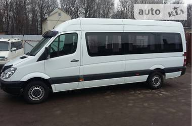 Mercedes-Benz Sprinter 313 пасс.   2011