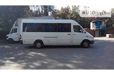 Mercedes-Benz Sprinter 313 пасс.  2000