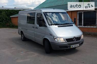 Mercedes-Benz Sprinter 313 пасс.  2005
