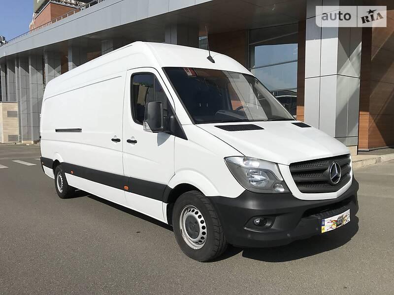 Mercedes-Benz Sprinter 314 груз.