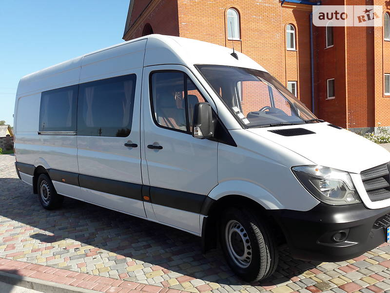 Mercedes-Benz Sprinter 314 пасс.