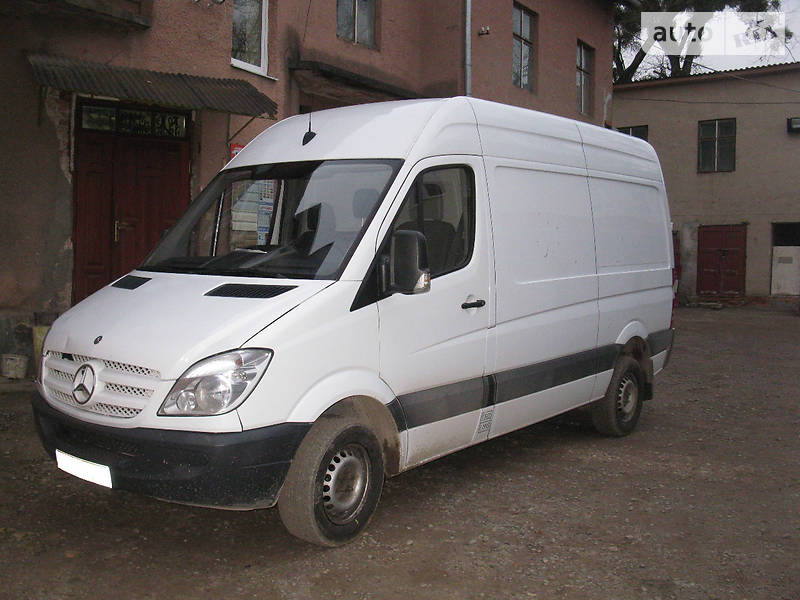 Mercedes-Benz Sprinter 315 груз.