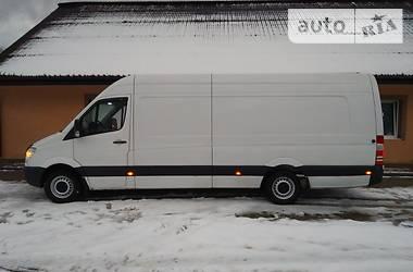 Mercedes-Benz Sprinter 315 груз. EXTRA LONG 2006
