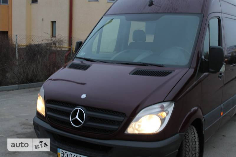 Mercedes-Benz Sprinter 315 пасс.