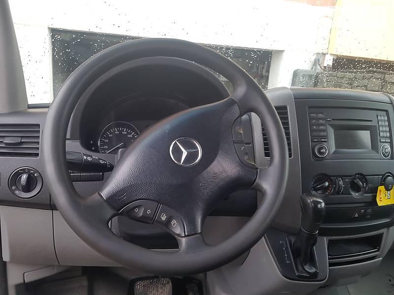 Mercedes-Benz Sprinter 316 груз.-пасс.