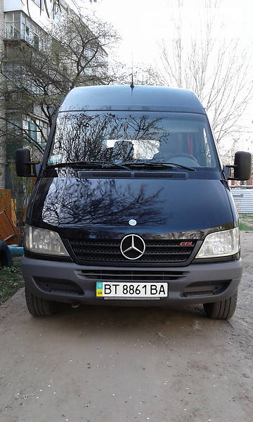 Mercedes-Benz Sprinter 316 груз.