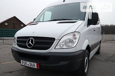 Mercedes-Benz Sprinter 316 груз. WEBASTO 2013
