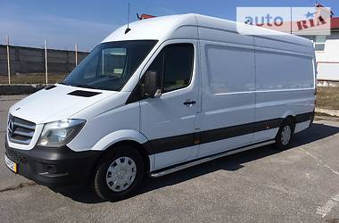 Mercedes-Benz Sprinter 316 груз. 316 2014