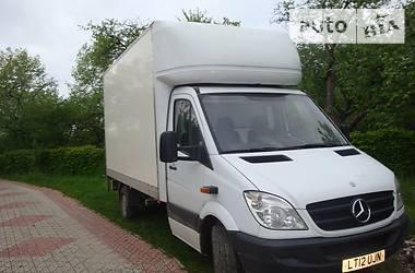 Mercedes-Benz Sprinter 316 груз. 316 cdi 2012