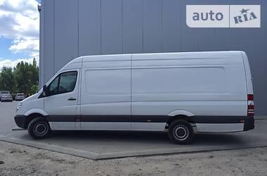 Mercedes-Benz Sprinter 316 груз. Extra LONG 2012