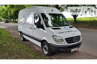 Mercedes-Benz Sprinter 316 груз. 316 2012