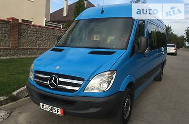 Mercedes-Benz Sprinter 316 пасс.  2011
