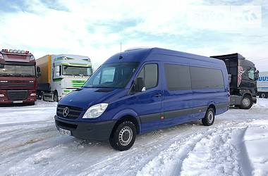 Mercedes-Benz Sprinter 316 пас. EXTRA LONG 23м 2013
