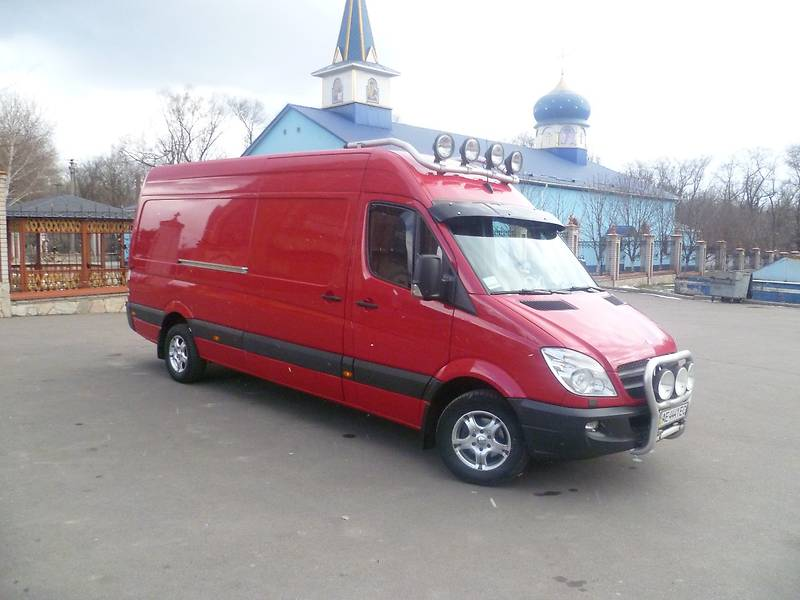 Mercedes-Benz Sprinter 318 груз.