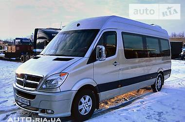 Mercedes-Benz Sprinter 318 пасс.   2008