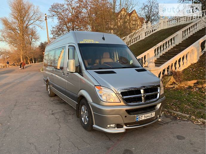 Mercedes-Benz Sprinter 318 пасс.