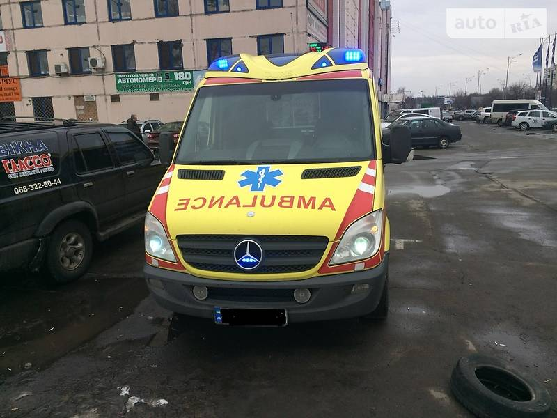 Mercedes-Benz Sprinter 319 груз.