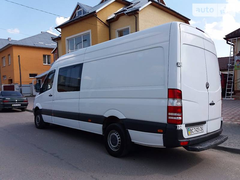 Mercedes-Benz Sprinter 319 пасс.