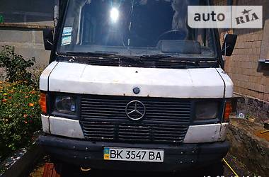 Mercedes-Benz Sprinter 410 груз. d410 вантажо-пасажир 1994