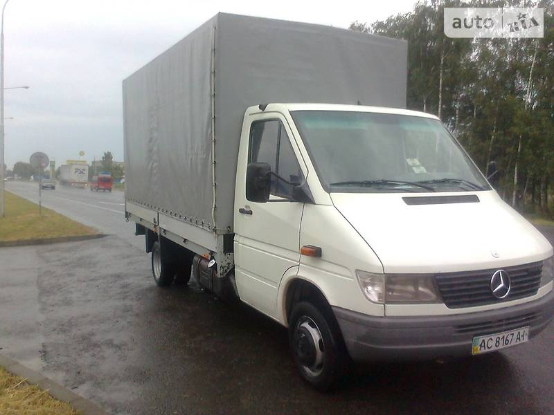 Mercedes-Benz Sprinter 412 груз.
