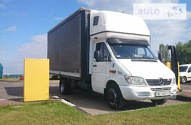 Mercedes-Benz Sprinter 416 груз.  31.5м3 2001