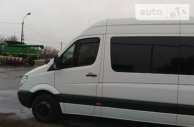 Mercedes-Benz Sprinter 518 пасс.  2007