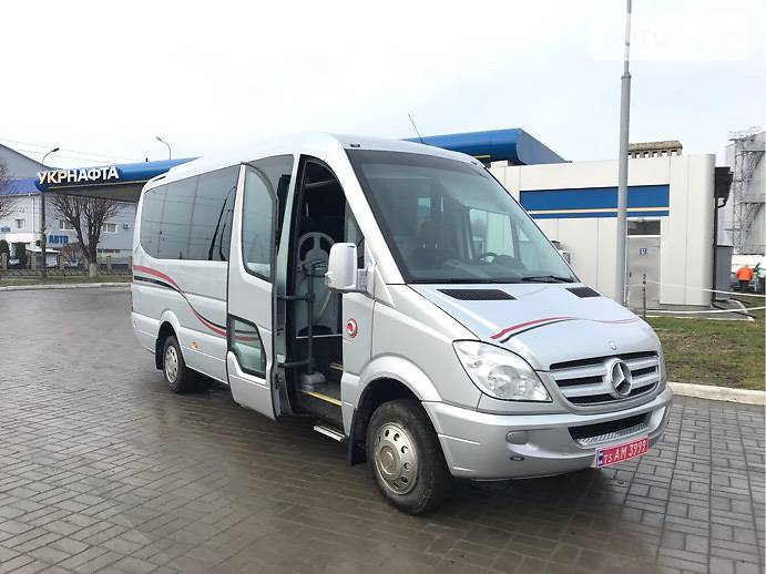 Mercedes-Benz Sprinter 518 пасс.