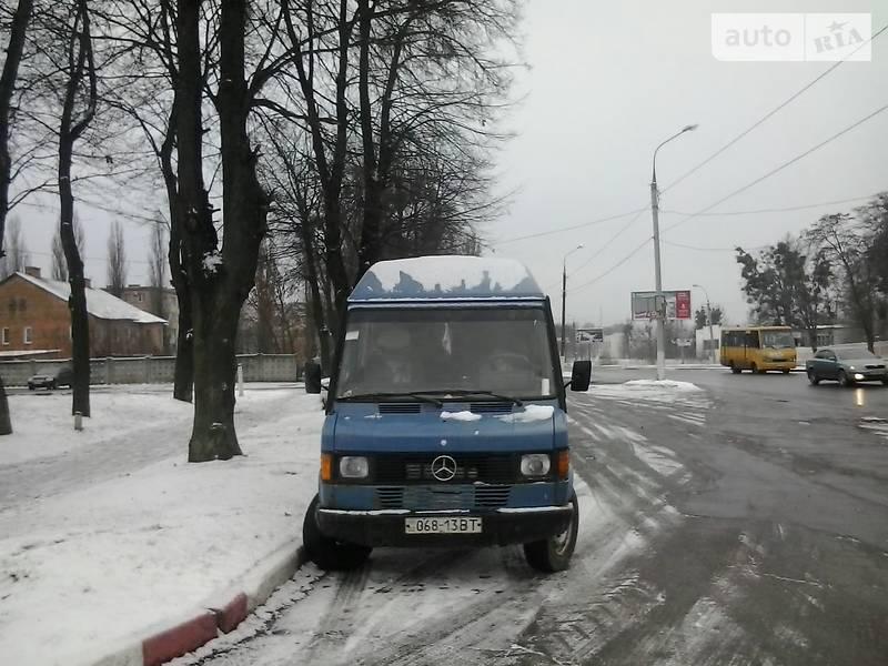 Mercedes-Benz T1 210 груз