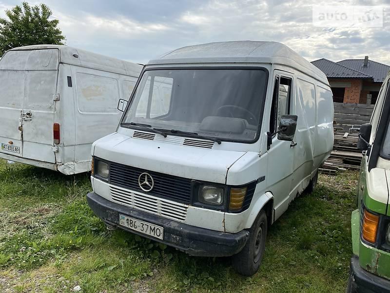 Mercedes-Benz T1 307 груз
