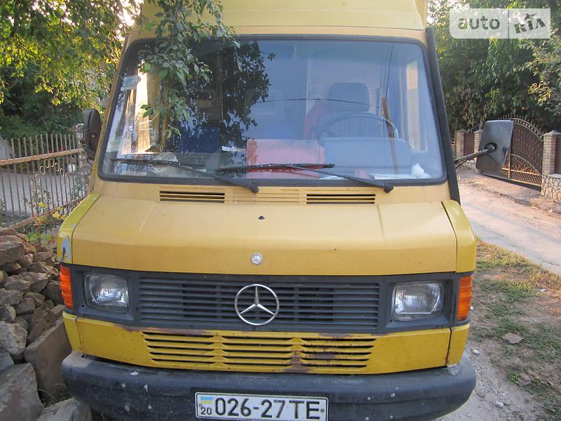 Mercedes-Benz T1 308 груз