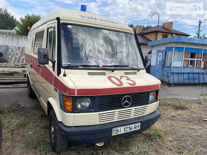 Mercedes-Benz T1 310 груз-пасс