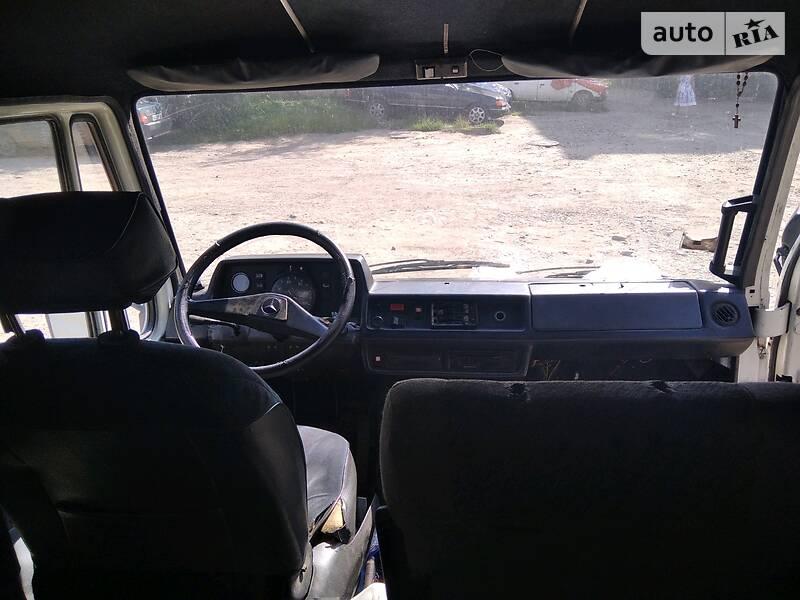 Mercedes-Benz T1 407 груз-пасс