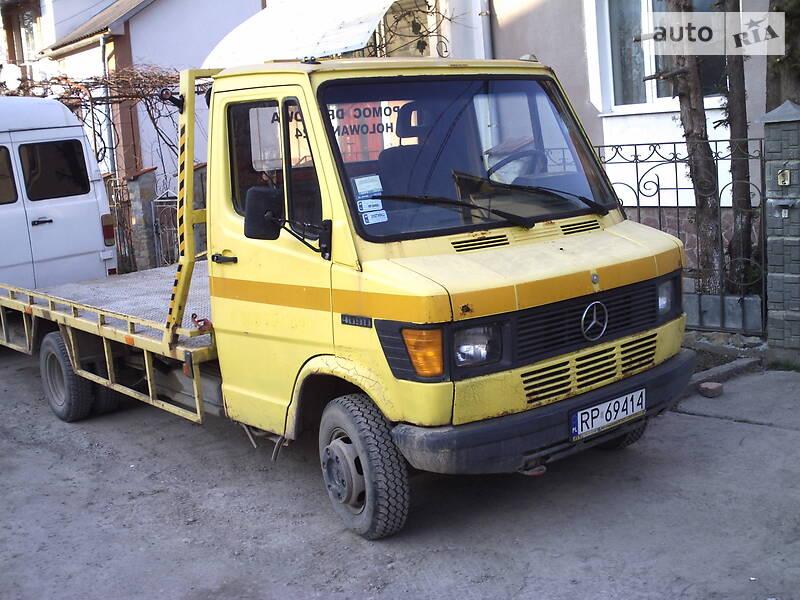 Mercedes-Benz T1 409 груз