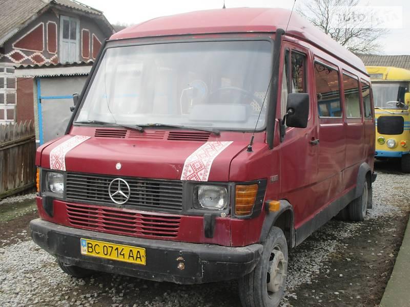 Mercedes-Benz T1 410 пасс