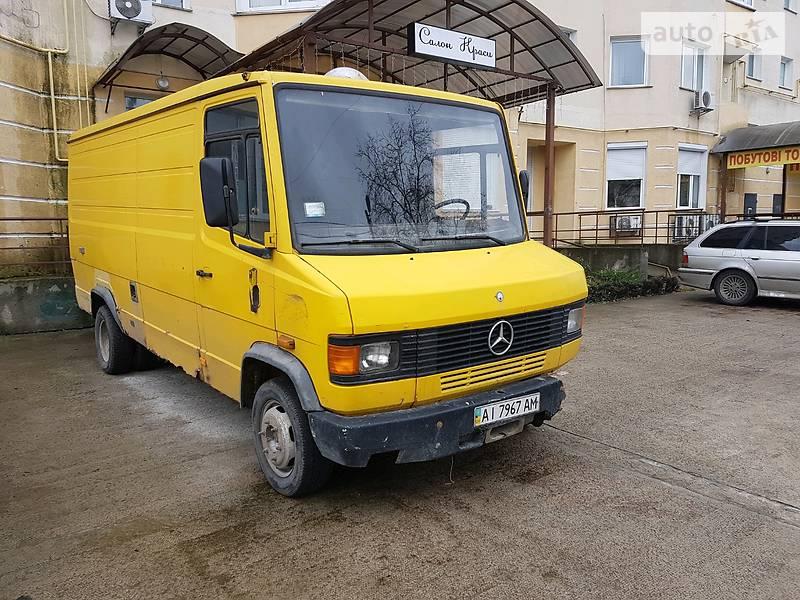Mercedes-Benz T2 508 груз