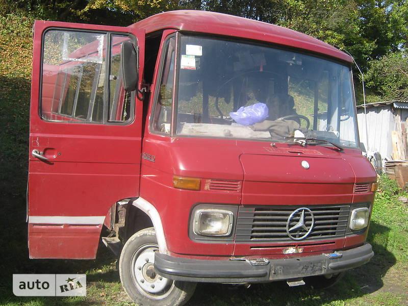 Mercedes-Benz T2 508 пасс