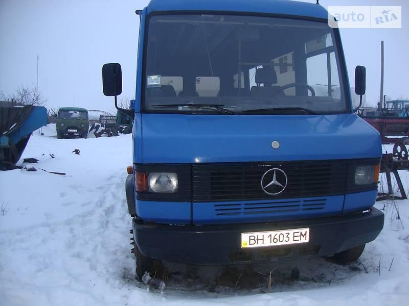 Mercedes-Benz T2 609 груз
