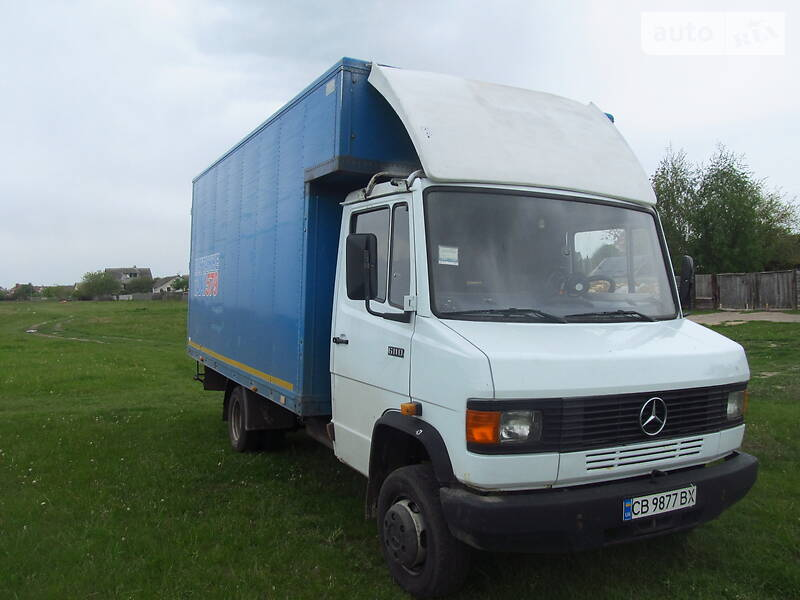 Mercedes-Benz T2 611 груз-пасс