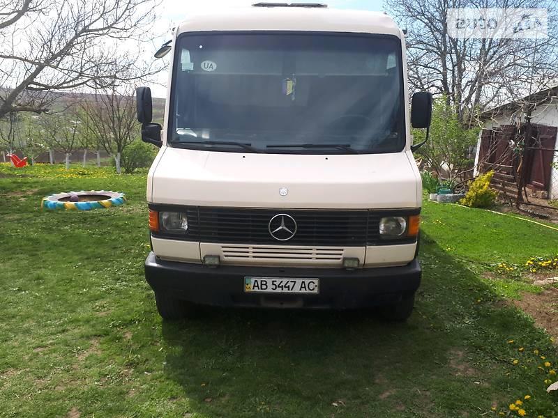 Mercedes-Benz T2 811 груз